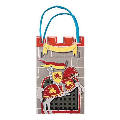 "Пакеты для подарков гостям ""Рыцари"" 109162"