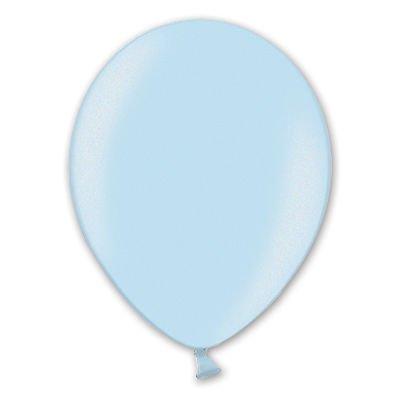 Шарик В85 Металлик Light Blue 1102-0216