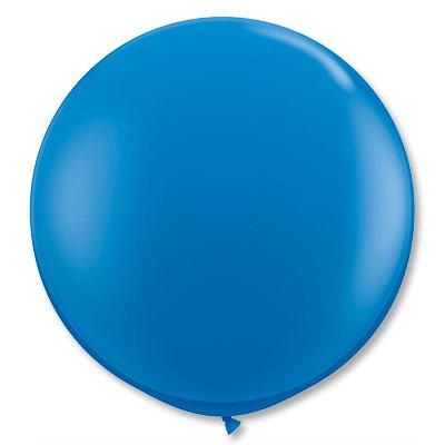 Большие синие воздушные шары, Dark Blue 1102-0964
