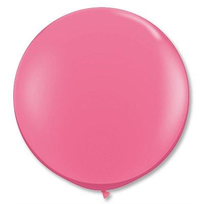 Большие розовые воздушные шары, 3