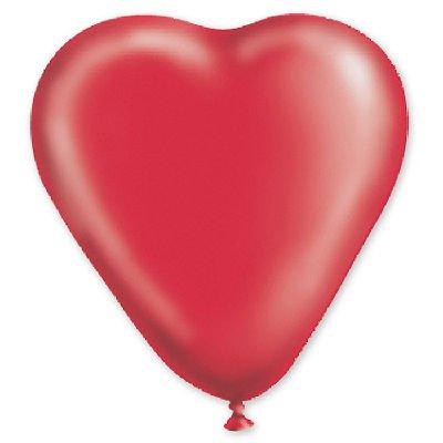"Сердце 5"" Кристалл Красное 1105-0140"