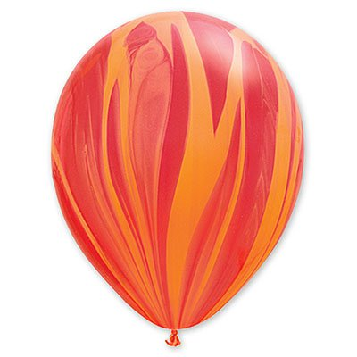 "Q 11"" Супер Агат Red Orange 1108-0344"
