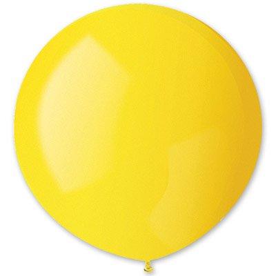 "Шар 63""(160см) G450 /02-желтый"