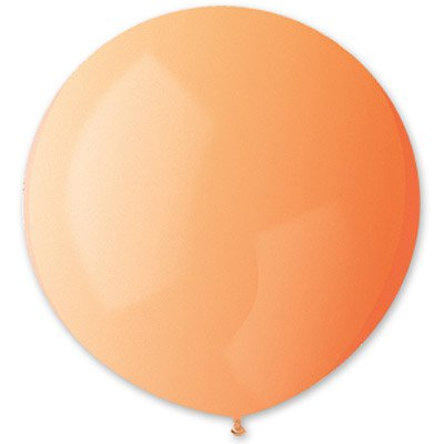 "Шар 63""(160см) G450/04-оранжев"