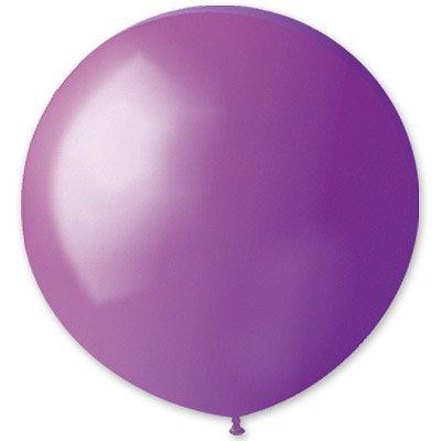 """Шар 63""""(160см) G450/08-фиолетовый 1109-0025"""