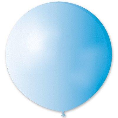 """Шар 63""""(160см) G450/09-голубой 1109-0026"""