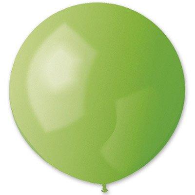 """Шар 63""""(160см) G450/12-зеленый 1109-0028"""