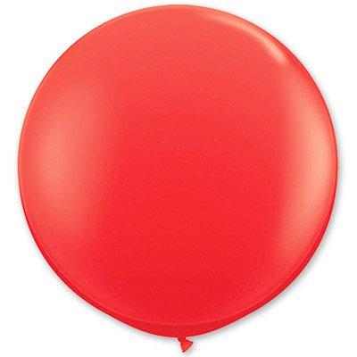 Шар 8' (250см) красный 1109-0040