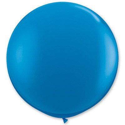 Шар 8' (250см) синий 1109-0042