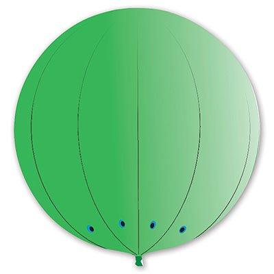Рекламный гигант сфера 2,1 м зеленый 1109-0303