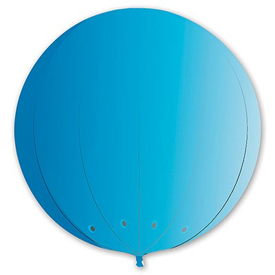 Гигант сфера 2,9 м синий/G 1109-0310
