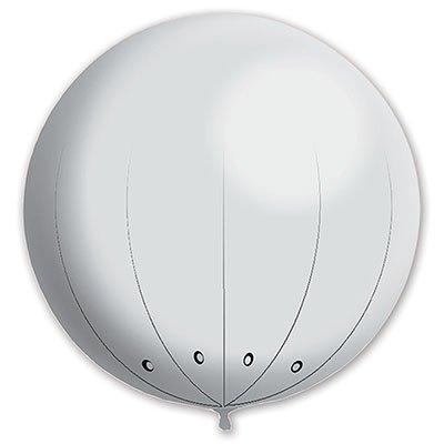 Гигант сфера 2,1 м серебряный/G 1109-0330