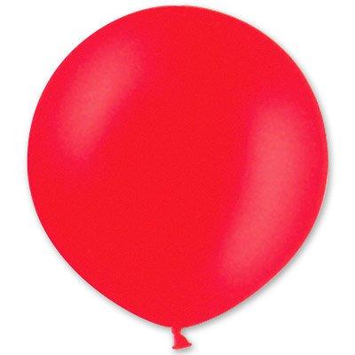 Шар В250/101 Пастель Red Экстра 60см 1109-0450
