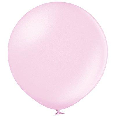Шар В250/071 Металлик Pink Экстра 60см 1109-0459