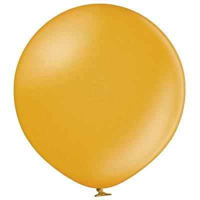 Латексный шар золотого цвета 1109-0470