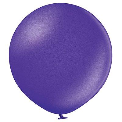 Шар В250/062 Металлик Purple Экстра 60см 1109-0472