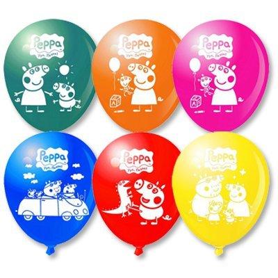 Набор шариков Пеппа, 10 штук 1111-0711