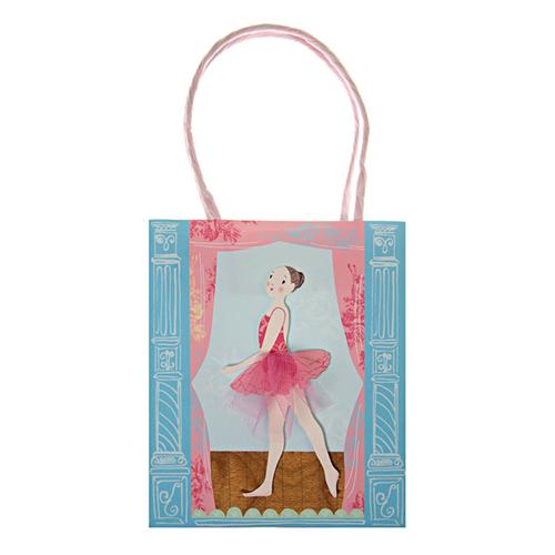 """Пакеты для подарков гостям """"Балерины"""" 113608"""