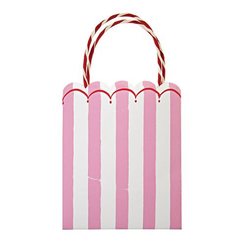 """Пакеты для подарков гостям """"Тут Свит"""", розовые 114148"""