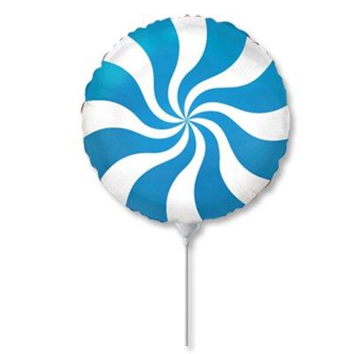 Мини-фигура Конфета голубая 1201-0338
