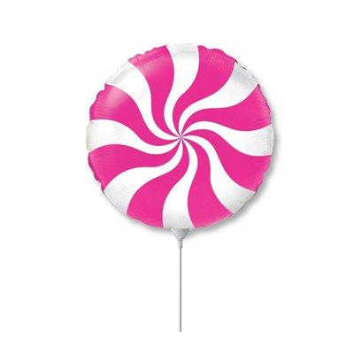 Мини-фигура Конфета розовая 1201-0339
