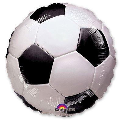 """Шарик 18"""" Футбольный мяч 1202-0253"""