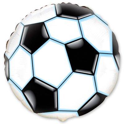 """Шарик 18"""" Футбольный мяч 1202-0878"""