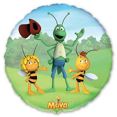 """Шар 18"""" Пчелка Майя с друзьями 1202-1486"""