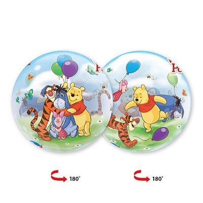 "Шар Bubble 22"" Disney Винни и друзья, 56 1202-1517"