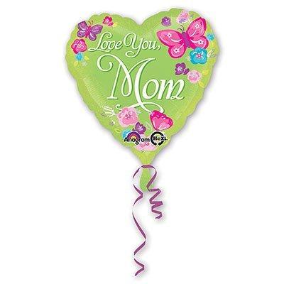 Шар фольгированный любимой маме 1202-1571