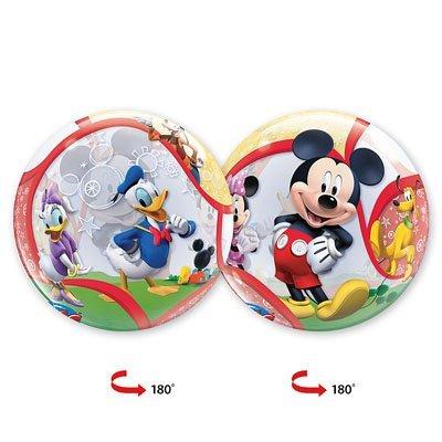 """Шар BUBBLE 22"""" Disney Микки и его друзья 1202-1581"""