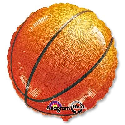 """Шар 18"""" Баскетбольный мяч 1202-1804"""