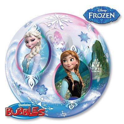 """Шар BUBBLE 22"""" Disney Холодное сердце 1202-1852"""