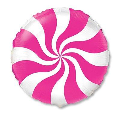 "Шар 18"" конфета розовая 1202-2106"