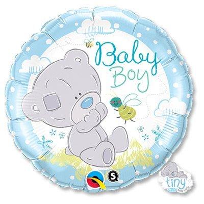 "Шар П 18"" Me to You Tiny Малыш голубой 1202-2169"