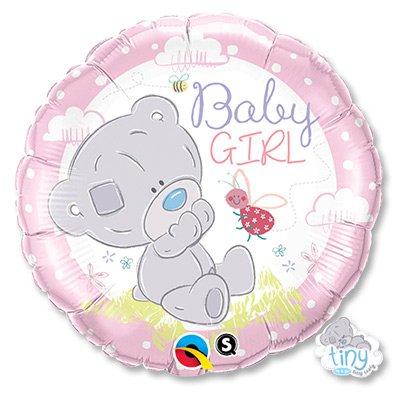 "Шар П 18"" Me to You Tiny Малышка розовый 1202-2170"