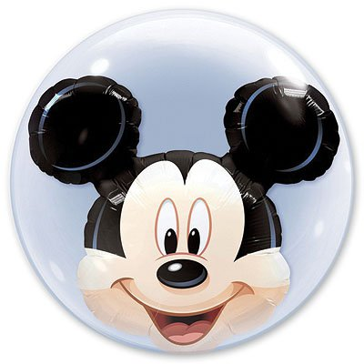 Шар в шаре BUBBLE Disney Микки Маус 1203-0400