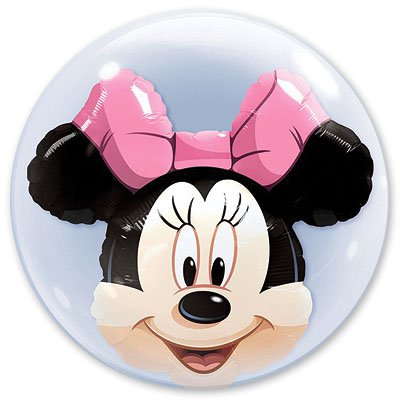 Шар в шаре BUBBLE Disney Минни Маус 1203-0401