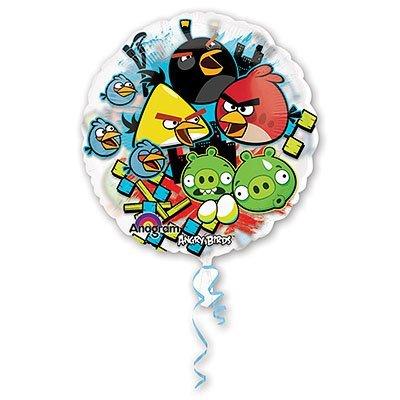 Шар Джамбо кристалл Angry Birds, 66 см 1203-0450