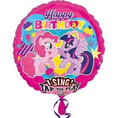 Шар музыкальный HB My Little Pony 1203-0592