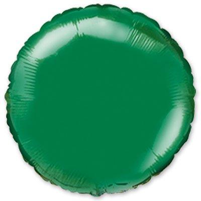 """Шарик 9"""" круг металлик Green 1204-0165"""