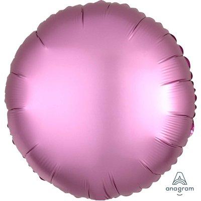"""Шар КРУГ 18"""" Сатин Flamingo 1204-0644"""