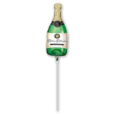Мини Фигура Бутылка шампанского 1206-0029