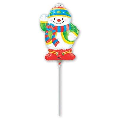 Мини Фигура Новый год Снеговик 1206-0045