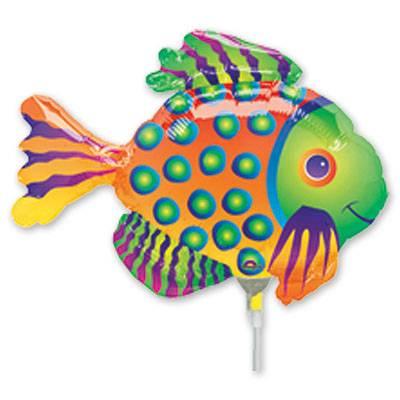 Мини Фигура Рыба тропическая 1206-0050