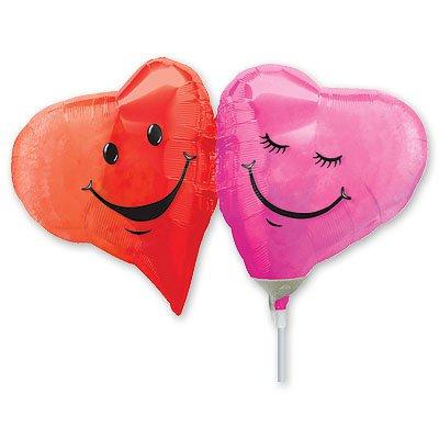 Мини Фигура сердце двойное 1206-0051