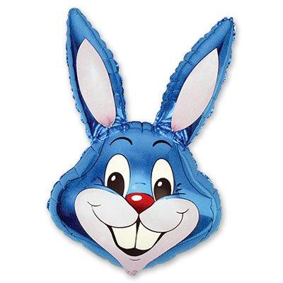 Мини Фигура Кролик синий 1206-0089
