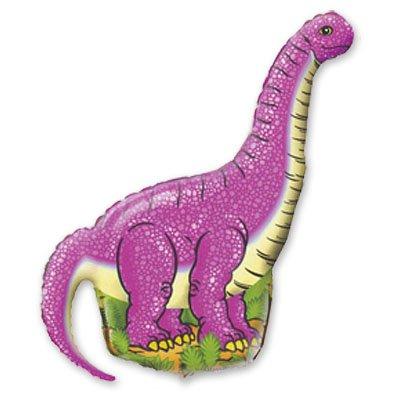 Мини Фигура Динозавр розовый 1206-0113