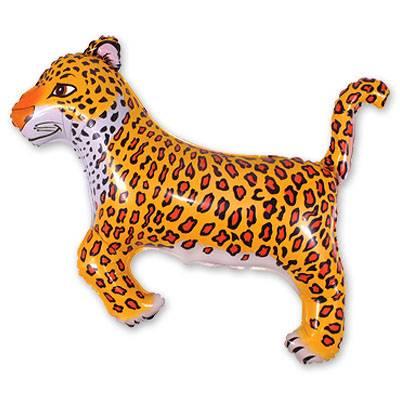 Мини Фигура Леопард черные пятна 1206-0127