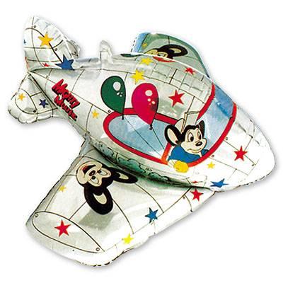 Фольгированный шар самолет 1206-0154